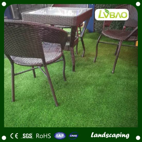 Synthetic Lawn Landscape Standard Artificial Grass Lawn Turf for Garden, Balconies