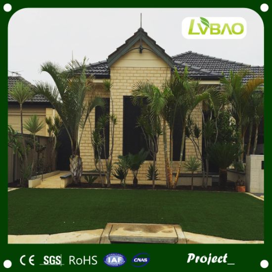 Anti-Fire Small Mat UV-Resistance Commercial Monofilament Fire Classification E Grade Lawn Artificial Turf