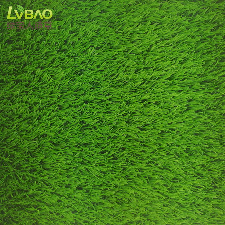 High Density Light Green UV Resistant Artificial Turf Grass Synthetic