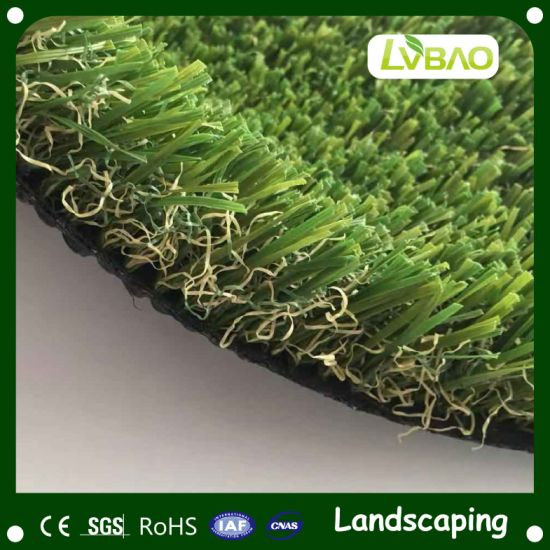 UV-Resistance Landscaping Artificial Fake Lawn for Home Yard Commercial Grass Garden Decoration Synthetic Artificial Turf