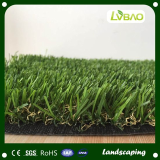 Landscaping Green Synthetic Turf Durable UV-Resistance Commercial Strong Yarn School Comfortable Fake Artificial Turf