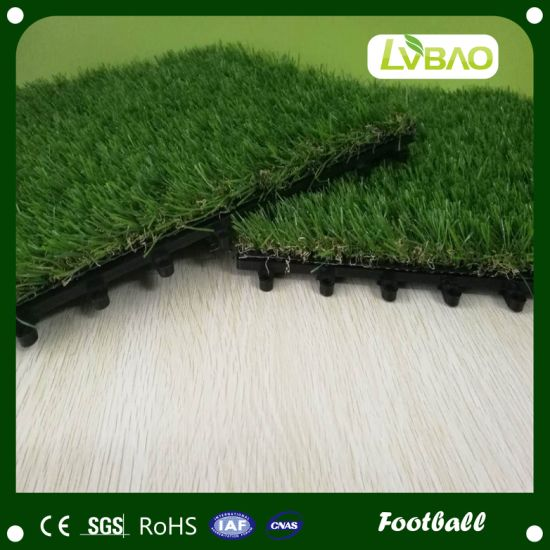 Commercial Natural Looking Landscape Artificial Grass for Garden