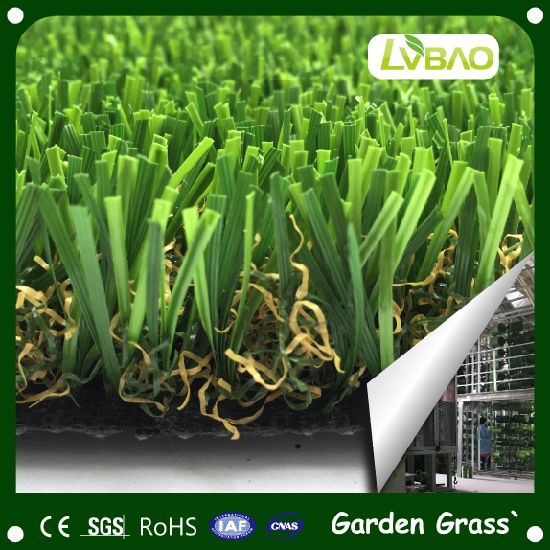 Hot Selling 25mm Non Slip Gym Flooring Artificial Turf Grass