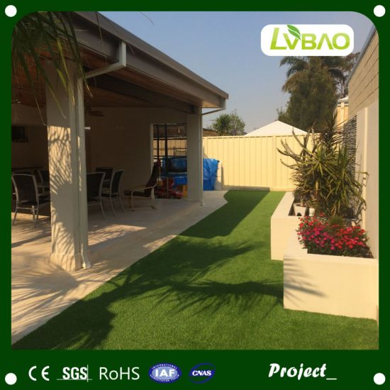 Natural Durable Artificial Turf Carpet Garden Grass