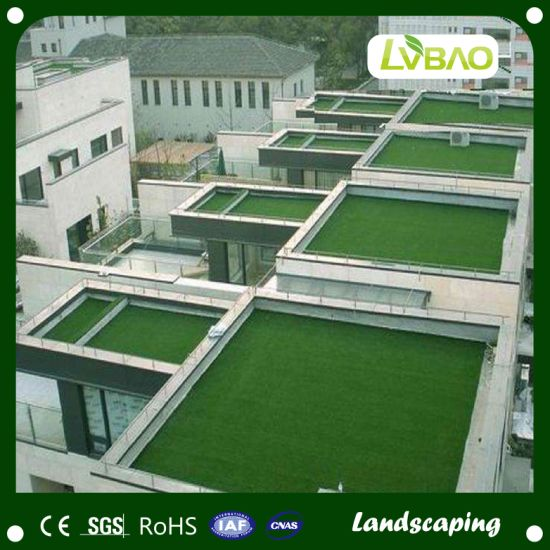China Products/Suppliers. Fire Proof 20mm~40mm Artificial Turf for Landscaping