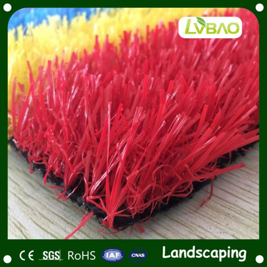 Fire Classification E Grade Natural-Looking Multipurpose Waterproof Commercial Home&Garden Lawn Synthetic Lawn Sports Artificial Grass